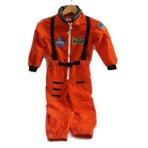 NASA Flightsuit Commander Astronaut Costume sz 4-6